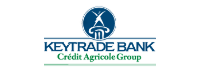 Logo van Keytrade Bank